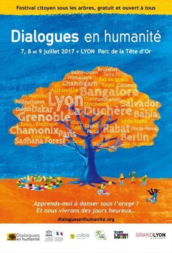 La ville utopique au festival citoyen Dialogues en humanité !