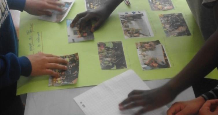 Initiation à l'urbanisme à l'école Louis Pasteur du quartier Mermoz !
