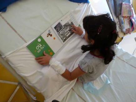 L'Hôpital et la Ville : Robins des Villes au chevet des enfants hospitalisés