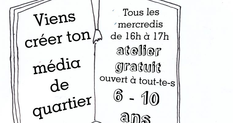 Bruits de couloir – Atelier libre
