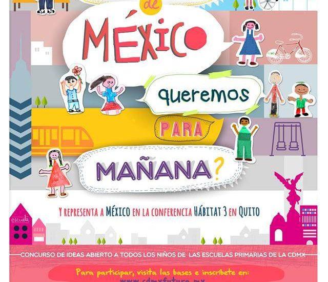 ¿Qué Ciudad de México queremos para mañana? : Robins des Villes dans les écoles de Mexico !